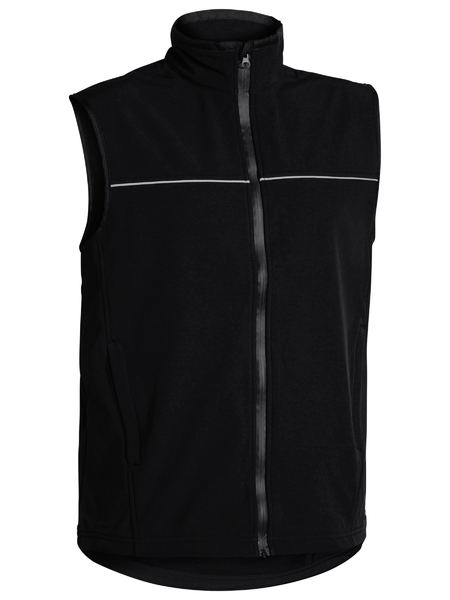 Bisley Bisley Mens Soft Shell Vest (BV0360) - Trade Wear