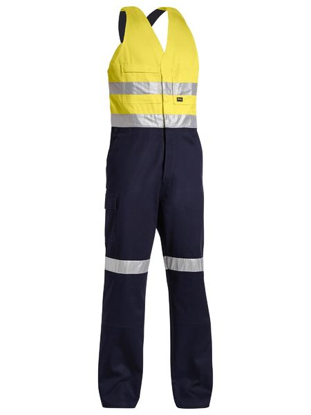 Bisley Bisley 3M Taped Hi Vis Action Back Overall (BAB0359T) - Trade Wear