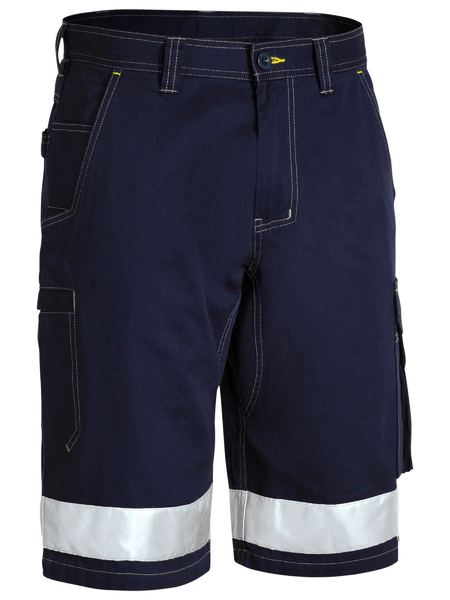 Bisley Bisley 3M Taped Cool Vented Lightweight Cargo Short (BSHC1432T) - Trade Wear