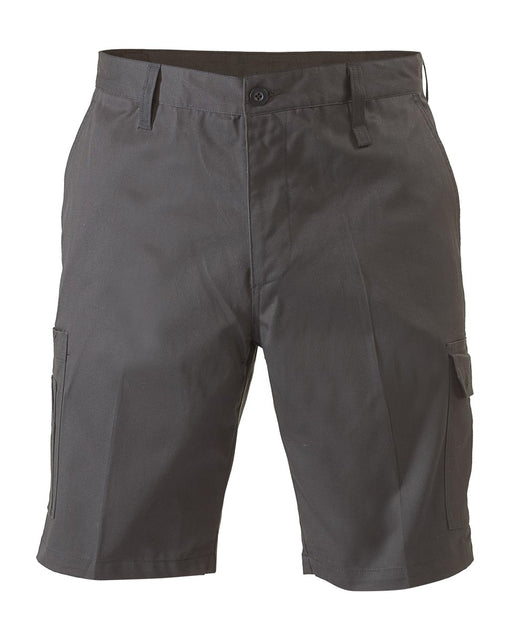 Bisley Bisley Cool Lightweight Utility Short - Black (BSH1999) - Trade Wear