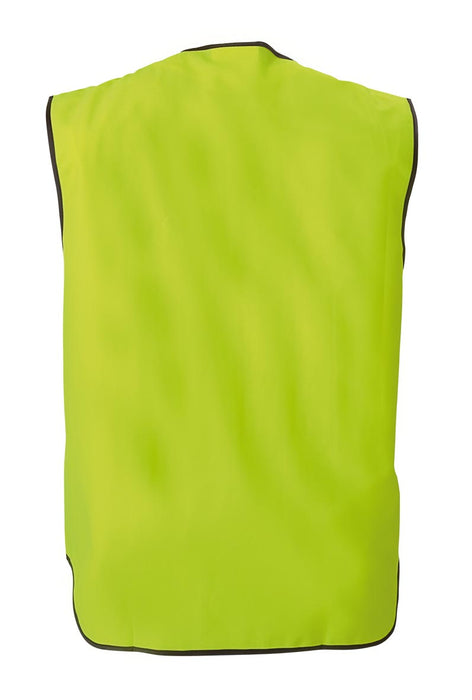 Bisley Hi Vis Vest - Yellow (BK0345) - Trade Wear