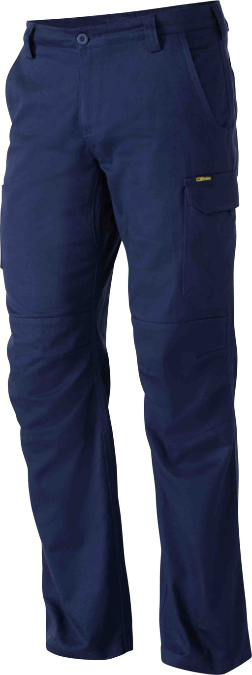 Industrial Engineered Mens Cargo Pant - Navy