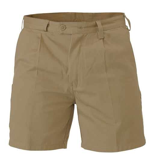 Bisley Bisley Work Short - Khaki (BSH1007) - Trade Wear