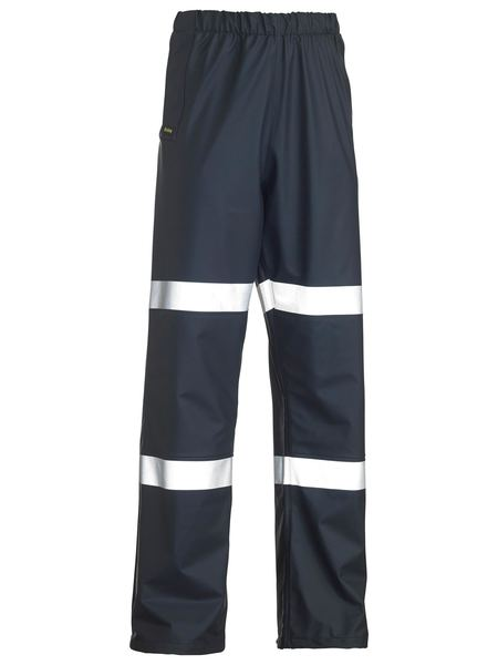 Bisley Bisley Taped Stretch PU Rain Pant (BP6936T) - Trade Wear