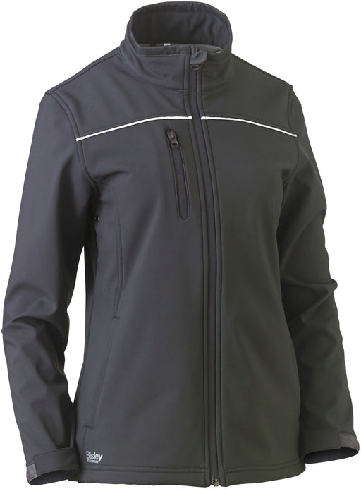 Bisley Bisley Womens Soft Shell Jacket (BJL6060) - Trade Wear