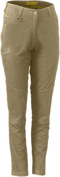 Bisley Bisley Womens Stretch Cotton Pants (BPL6015) - Trade Wear