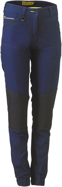Bisley Womens Flex and Move™ Stretch Cotton Shield Pants (BPL6022) - Trade Wear