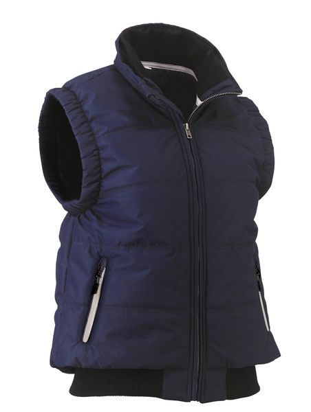 Bisley Bisley Womens Puffer Vest (BVL0828) - Trade Wear