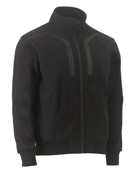 Bisley Bisley Premium Soft Shell Bomber Jacket (BJ6960) - Trade Wear
