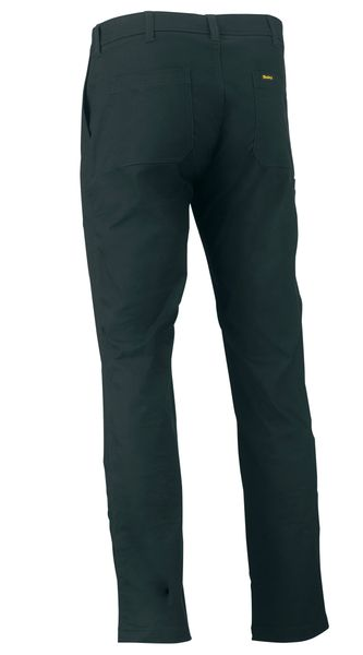 Bisley Bisley Stretch Cotton Drill Work Pants - Bottle (BP6008) - Trade Wear