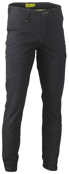 Bisley Bisley Stretch Cotton Drill Cargo Cuffed Pants (BPC6028)  COMING SOON -PRE ORDER ONLY - Trade Wear