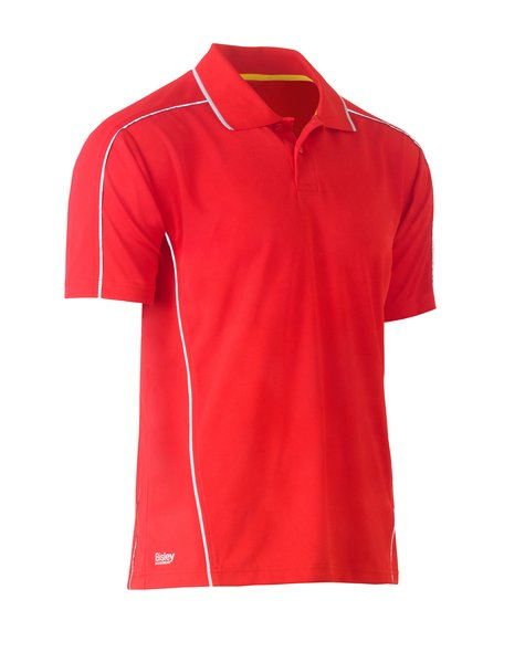 Bisley Bisley Cool Mesh Polo Shirt (BK1425) - Trade Wear