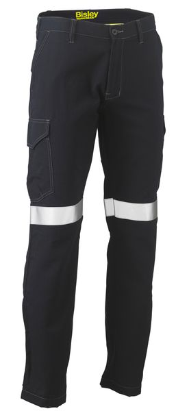 Bisley Bisley Tencate Tecasafe® Plus 580 Taped Lightweight FR Cargo Pant (BPC8189T) - Trade Wear