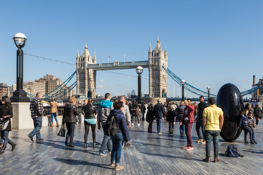 London 'World's Top Holiday Destination'