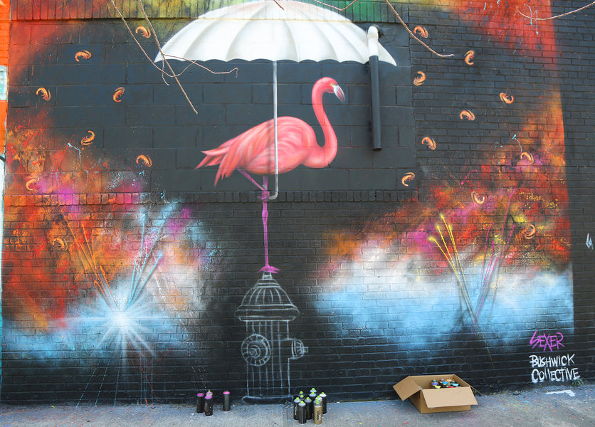 Top Places For A Street Art Tour