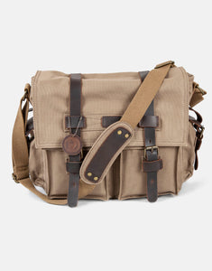 The Elkstone Canvas and Leather Camera Bag (2019)