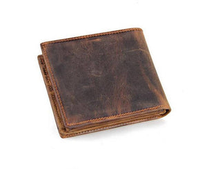 The Bibury Mens Leather Wallet