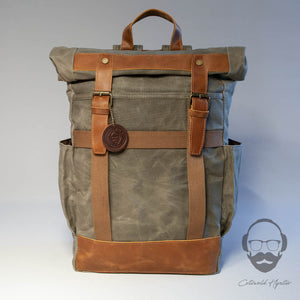 Waxed Canvas Backpack 2019