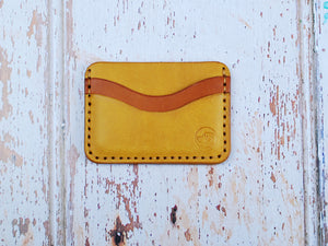 Leather Cardholder Wallet by Pointer Leather Goods
