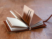 The Hazelton Leather Notebook Journal Notebooks