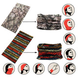 Seamless Tube Headwear Bandana Scarf Multifunctional Elastic Neckwarmer Animal|Faybox Bridal