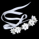Flower Girls Elegant Headband baby girl headbands