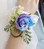 Bride Wedding Girls Prom Party Wrist Corsage Bracelet 2 Pack