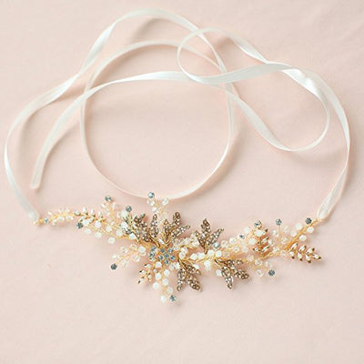 Bridal Crystal Headband Party Hair Accessories bridal hair pieces