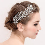 Elegant Vine Headbands Crystal Bridal wedding hair accessories