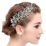 Elegant Vine Headbands Crystal bridal hair accessories