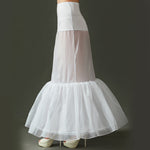Women's Mermaid Petticoat For Wedding Dress Bridal accessories
