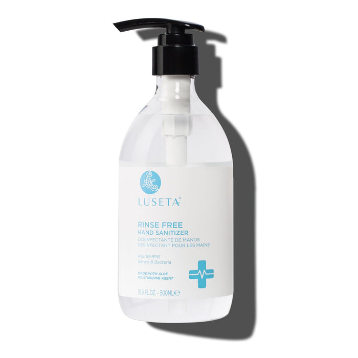 Rinse-Free Hand Sanitizer - Luseta Beauty