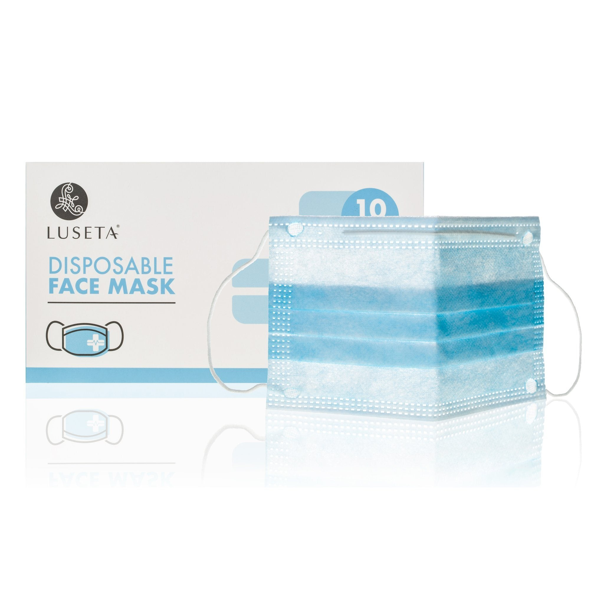 Luseta Disposable Face Mask