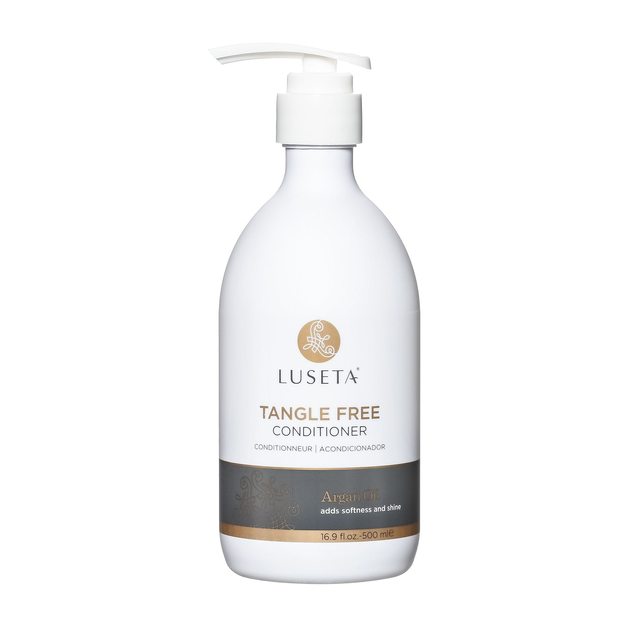 --Tangle Free Argan Oil Conditioner - Luseta Beauty--