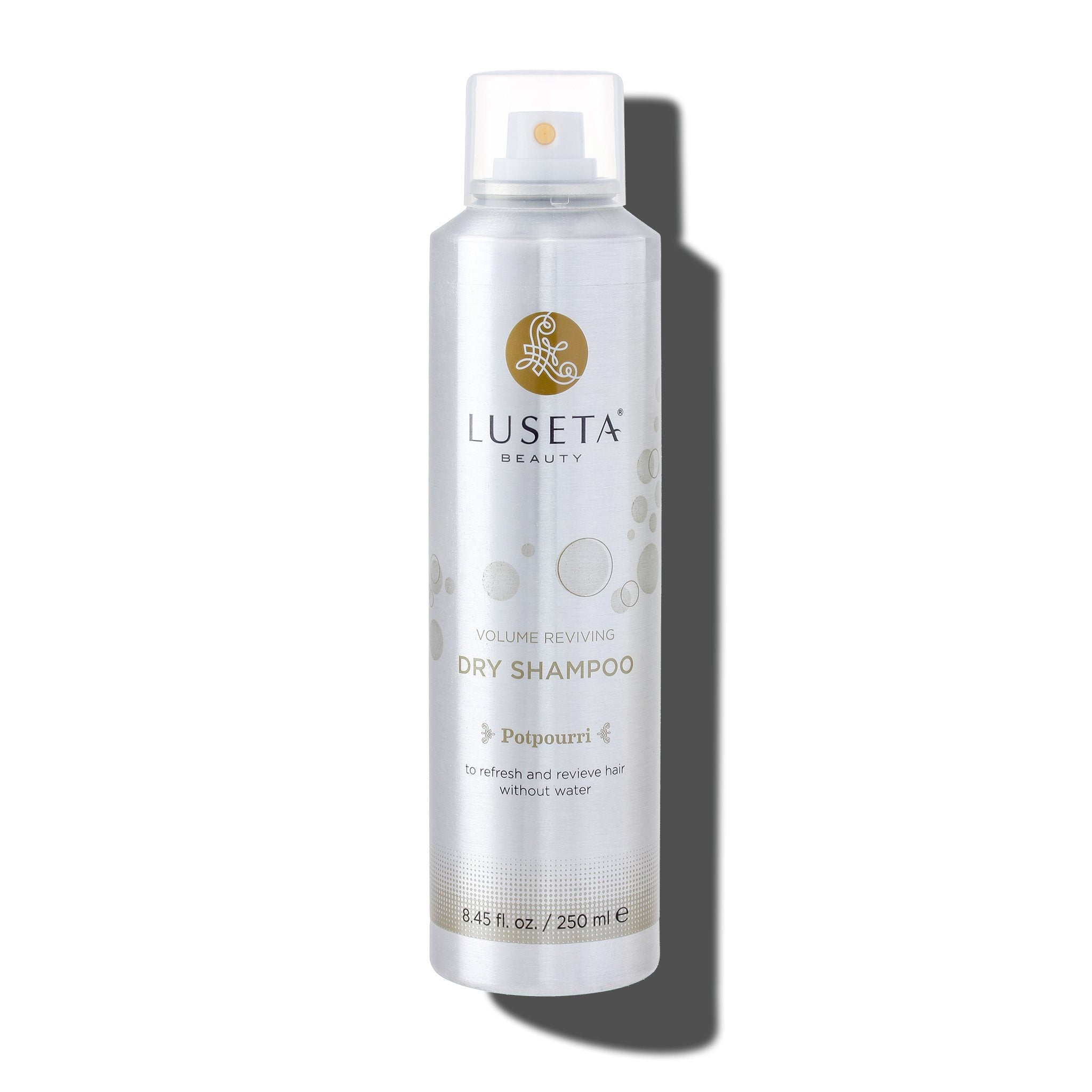 Volume Reviving Dry Shampoo - Luseta Beauty