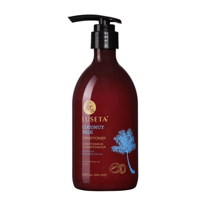 Luseta Coconut Milk Conditioner RED Collection - Luseta Beauty