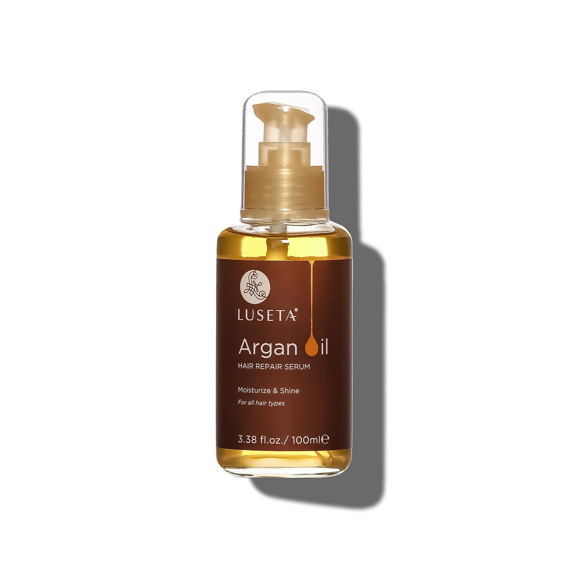 --Argan Oil Hair Serum - Luseta Beauty--