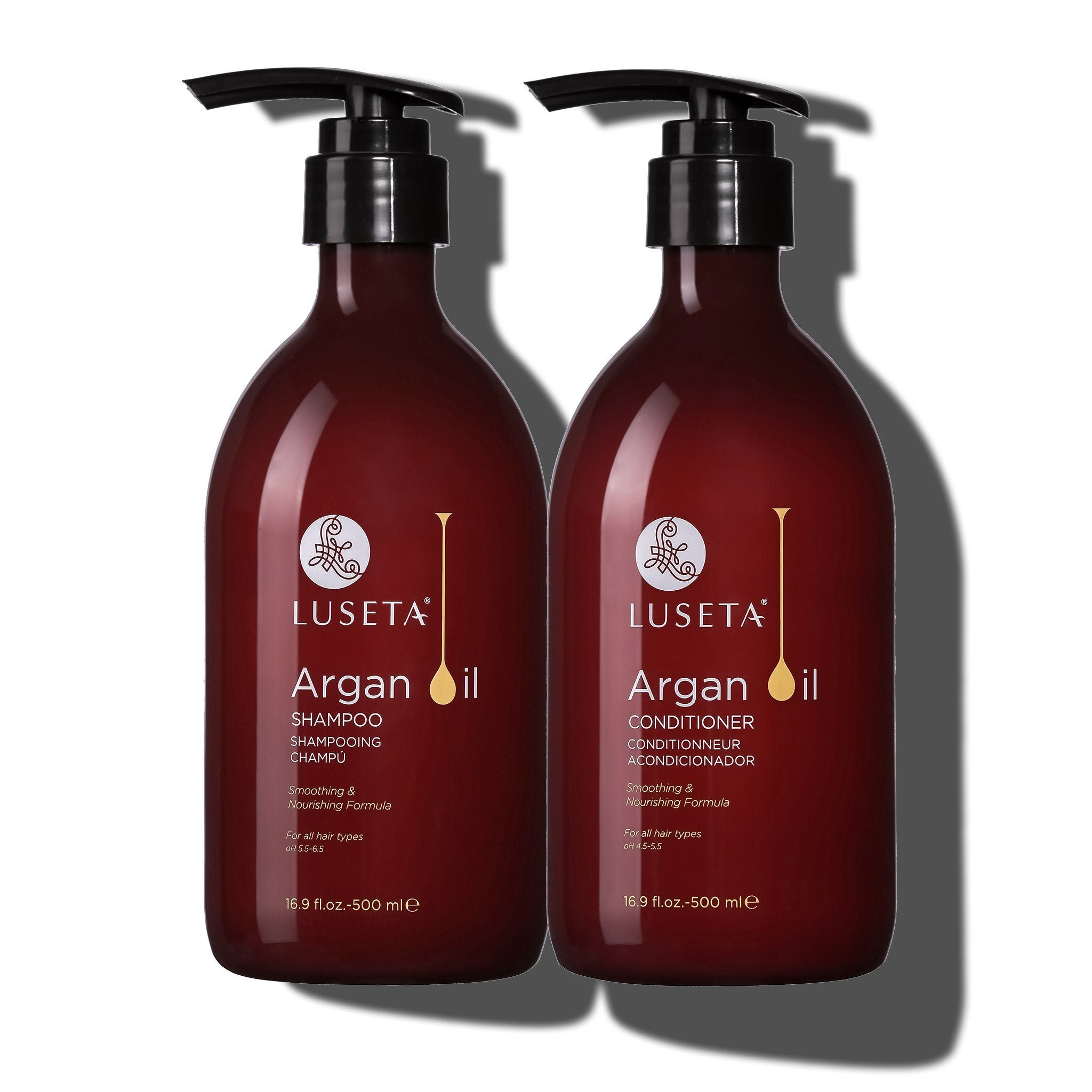 Argan Oil Bundle - Luseta Beauty
