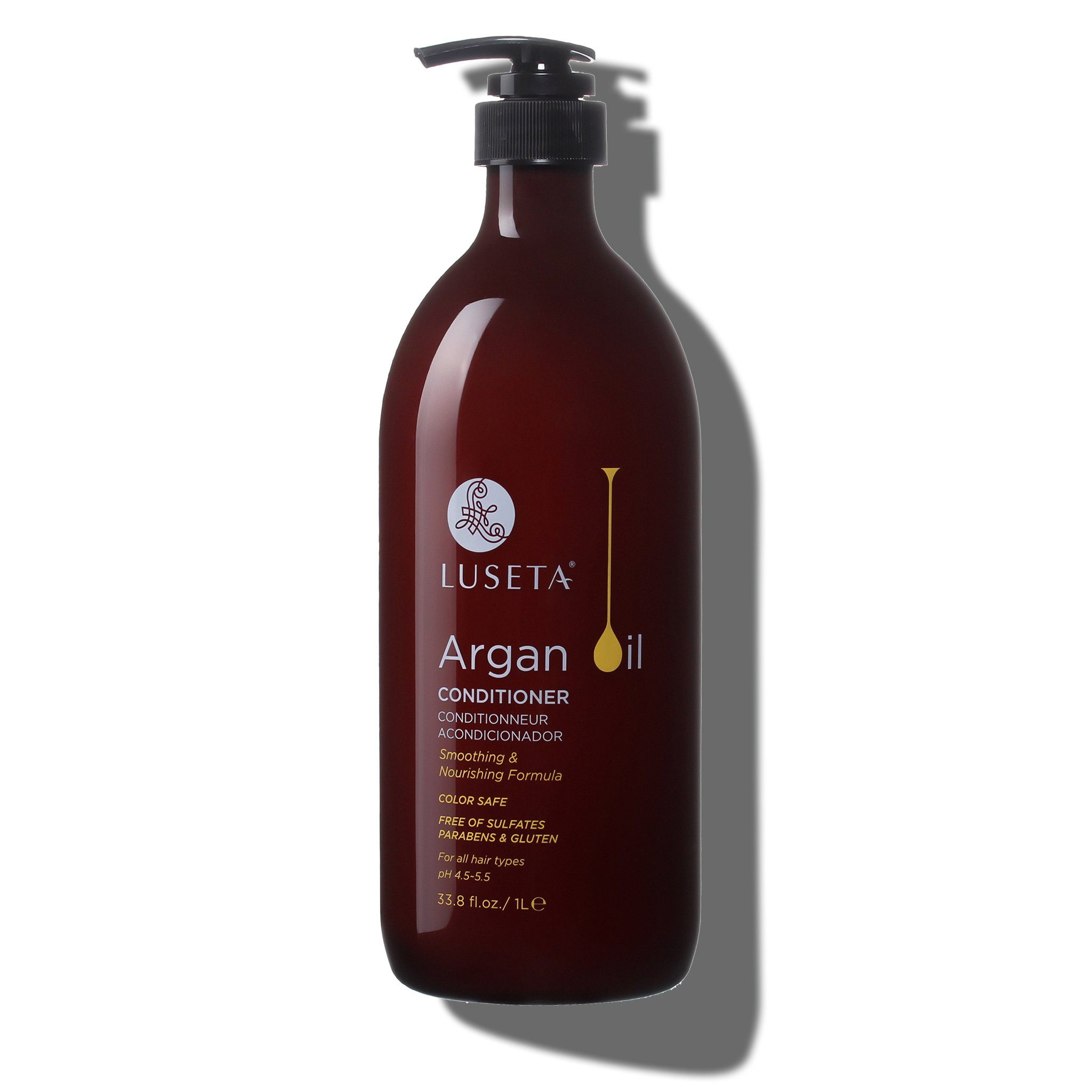 --Argan Oil Conditioner - Luseta Beauty--