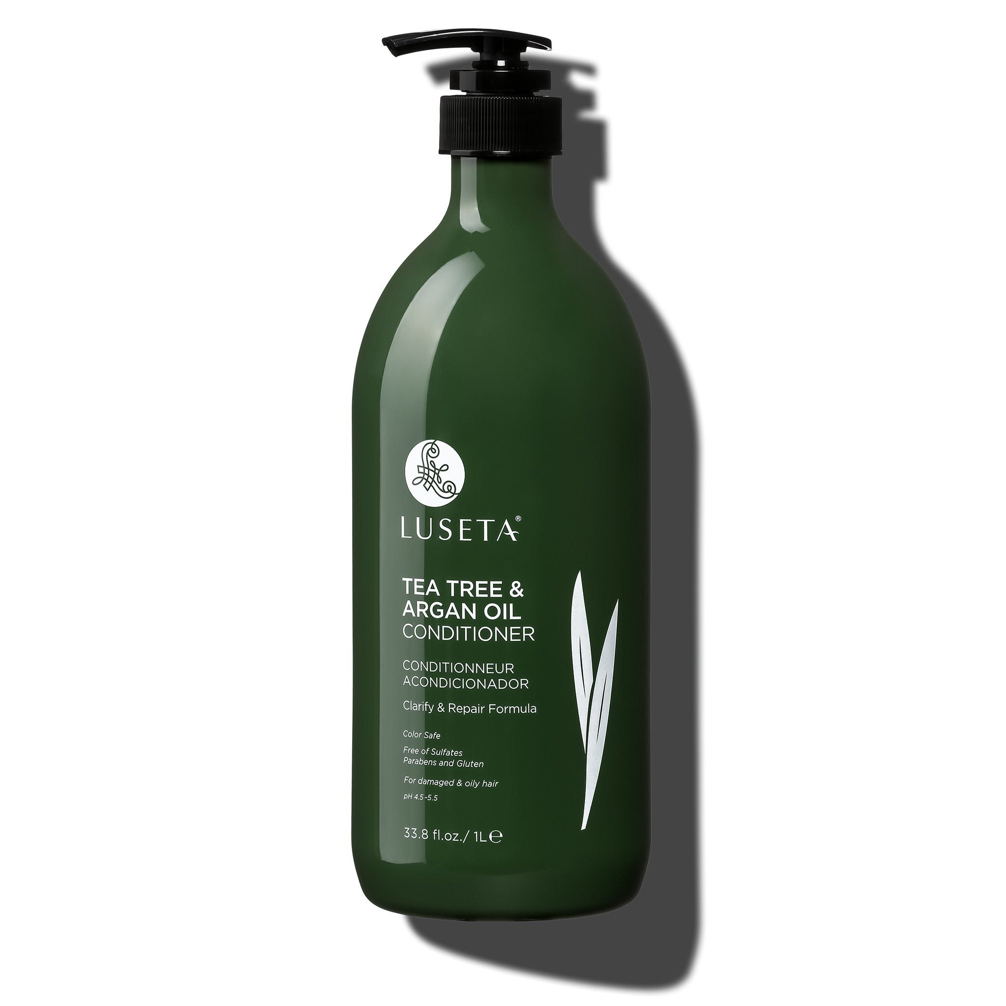 --Tea Tree & Argan Oil Conditioner - Luseta Beauty--
