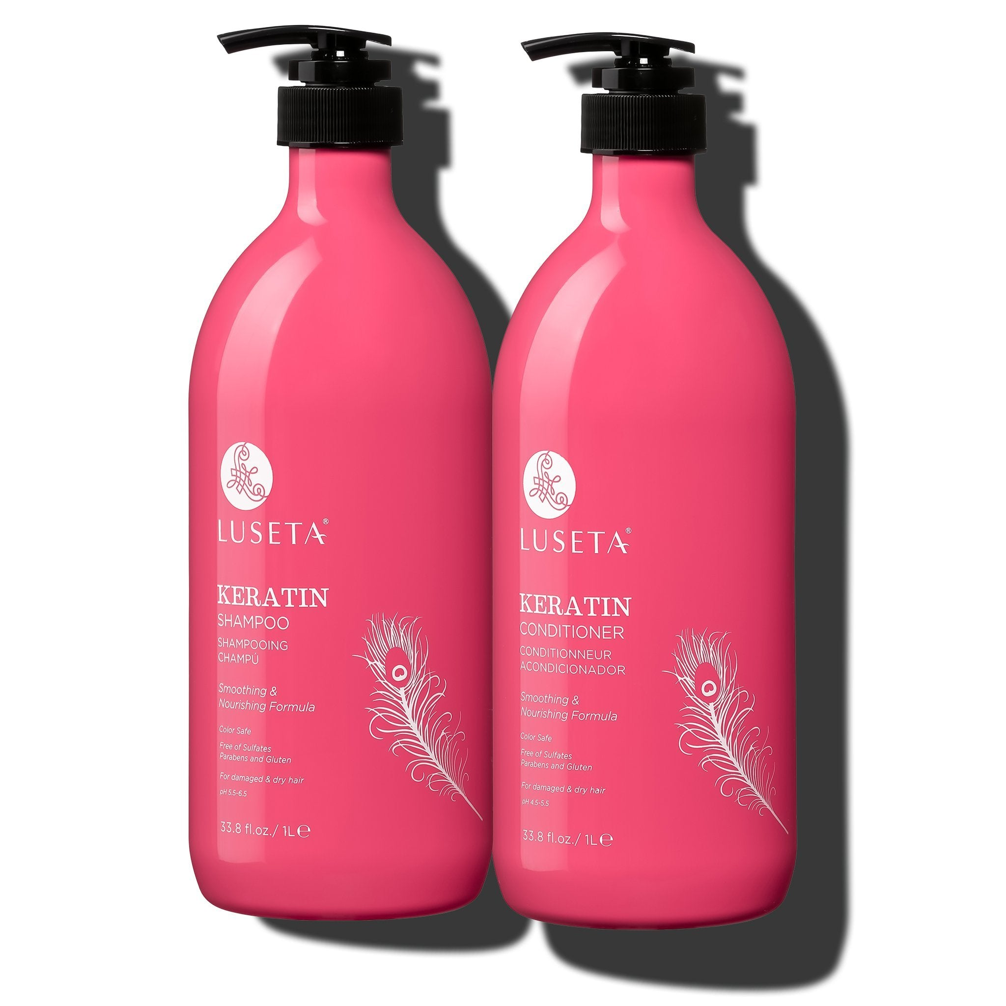 --Keratin Bundle - Luseta Beauty--
