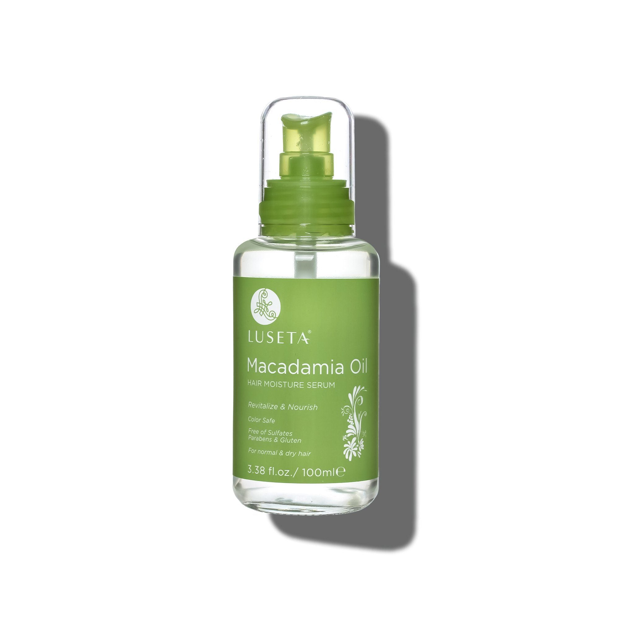 --Macadamia Oil Hair Moisture Serum - Luseta Beauty--