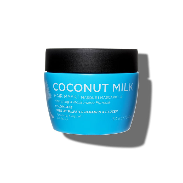 Coconut Milk Hair Mask - Luseta Beauty
