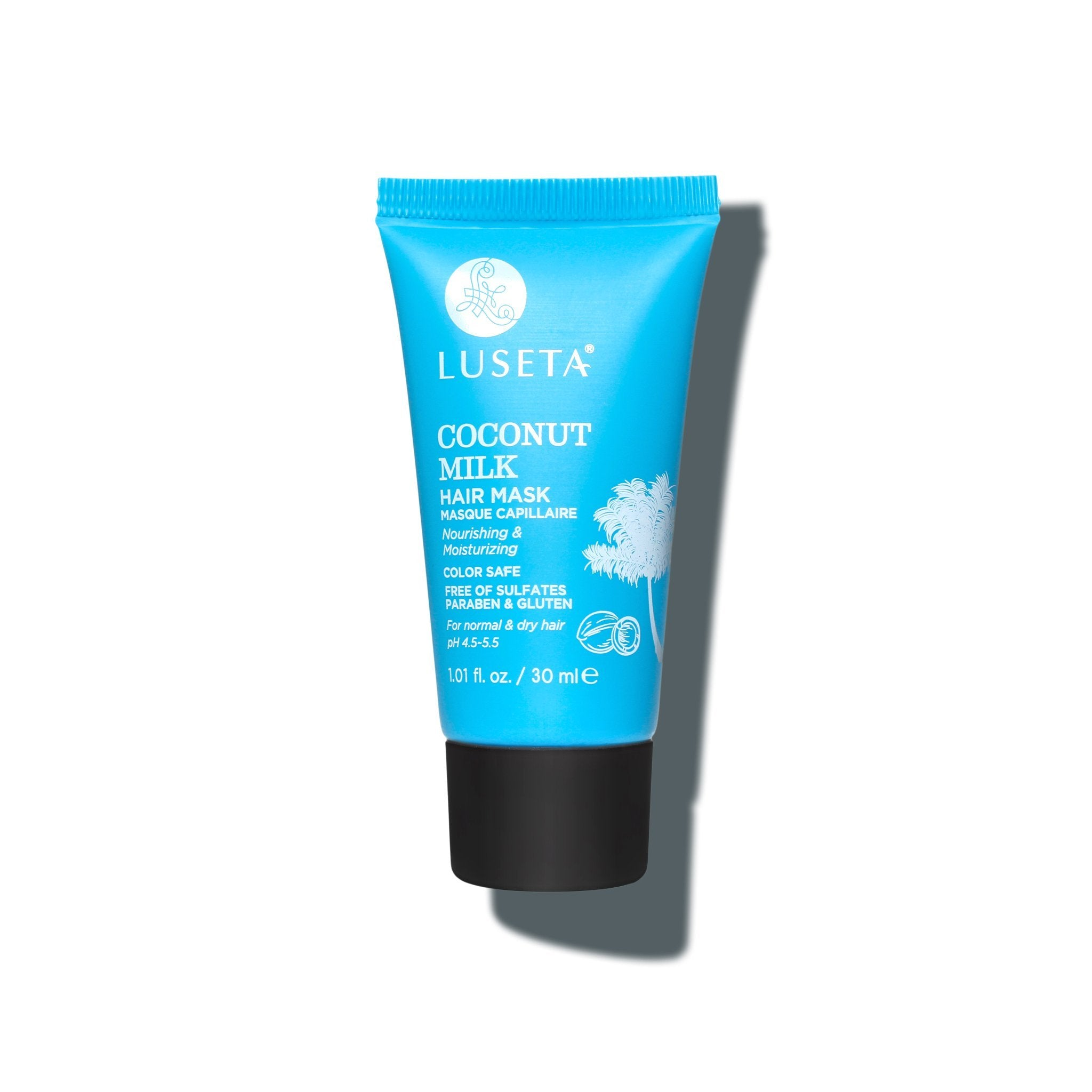 --Coconut Milk Hair Mask - Luseta Beauty--