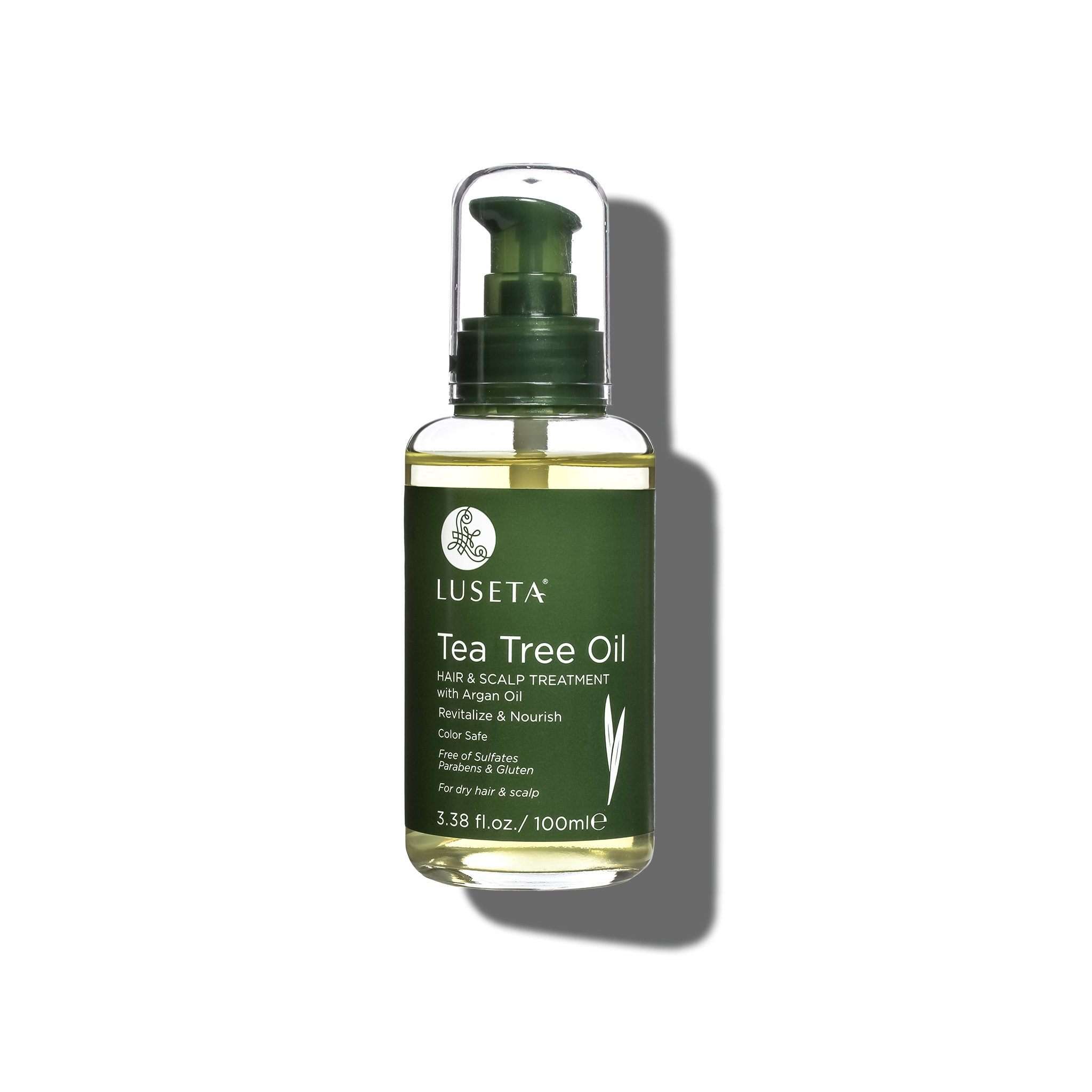 --Tea Tree Hair & Scalp Treatment - Luseta Beauty--
