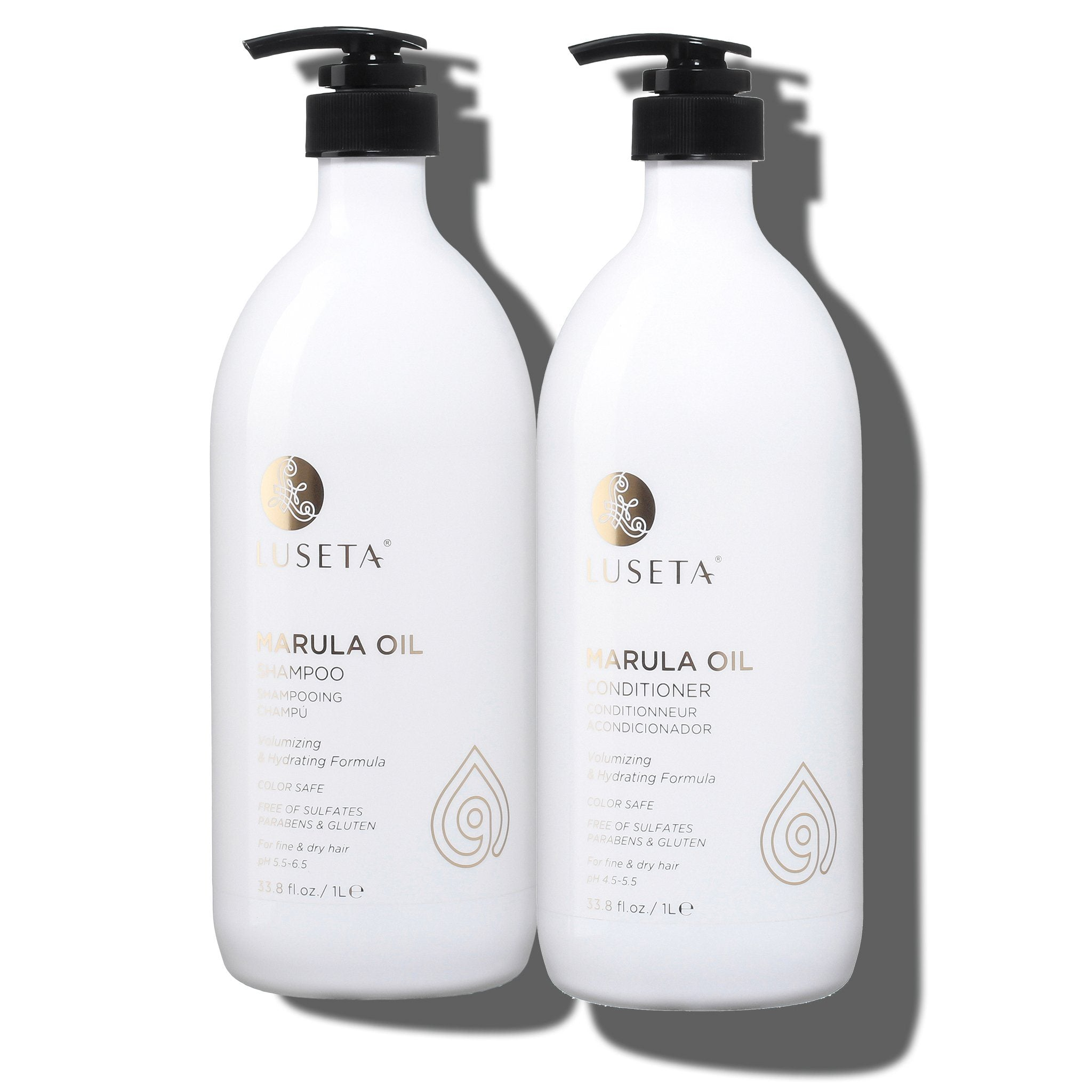 --Marula Oil Bundle - Luseta Beauty--