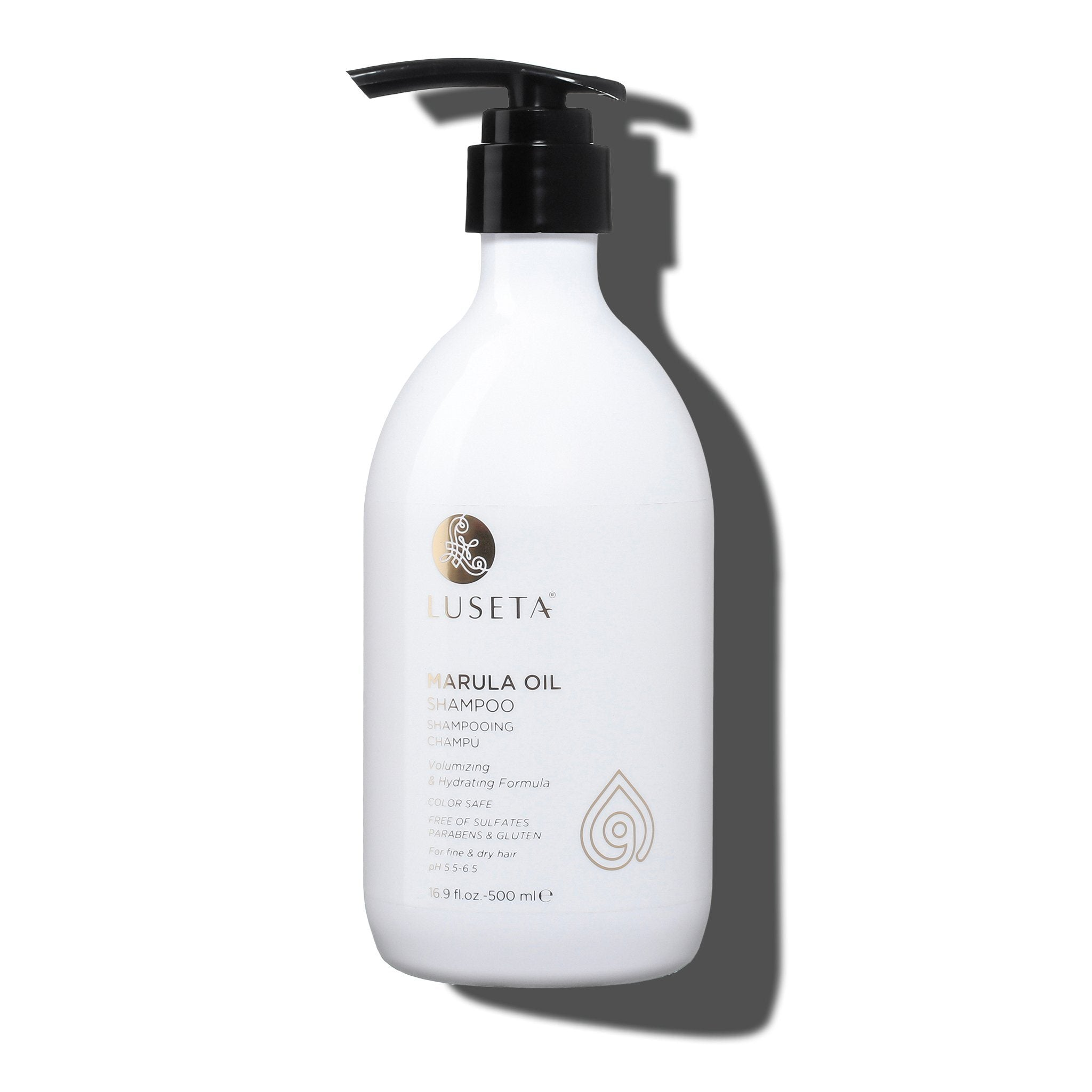 --Marula Oil Shampoo - Luseta Beauty--