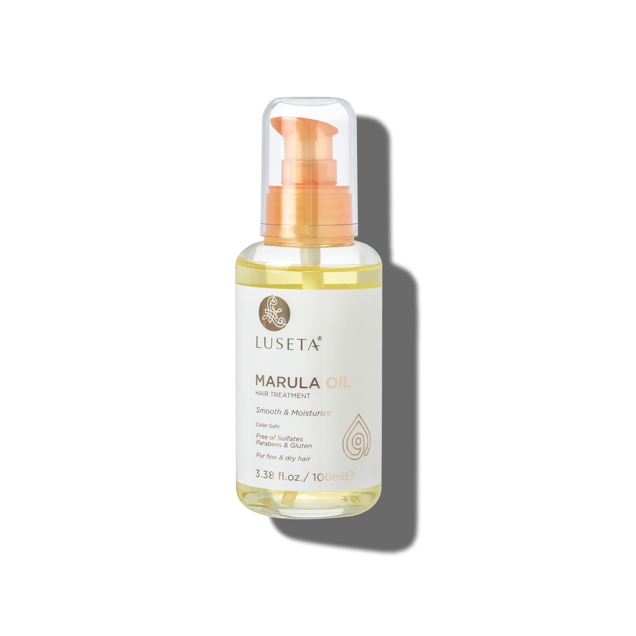 --Marula Oil Hair Treatment - Luseta Beauty--