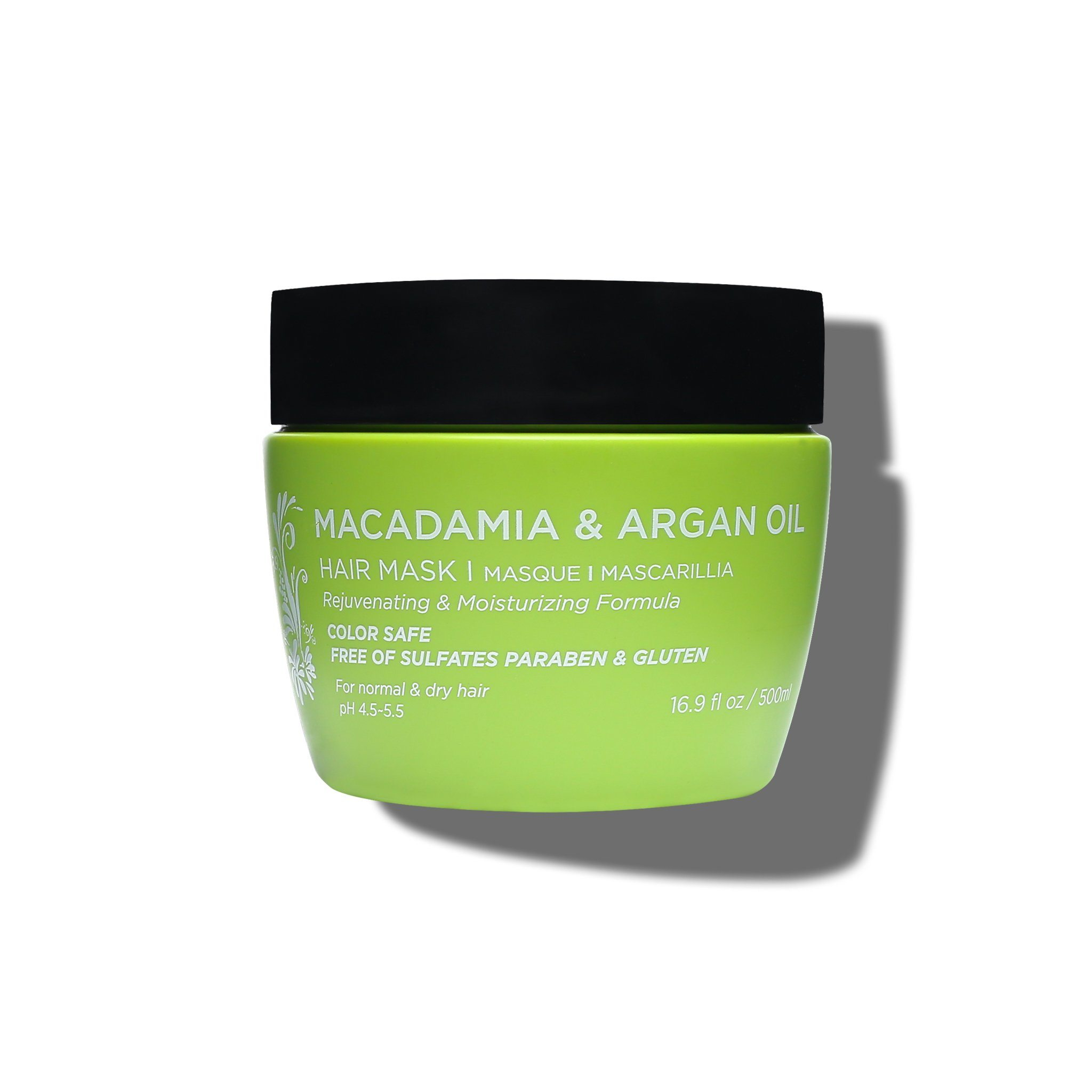 --Macadamia & Argan Oil Hair Mask - Luseta Beauty--