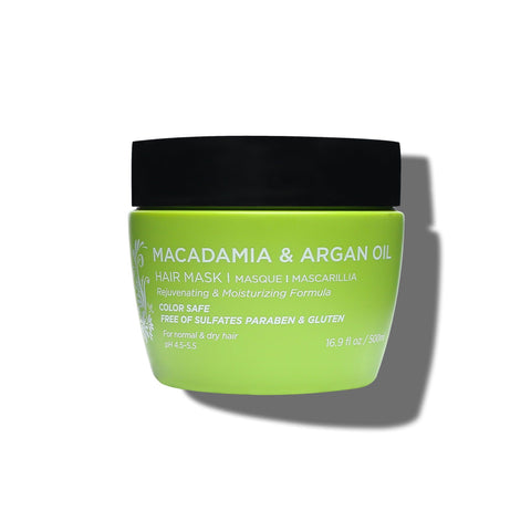 Macadamia & Argan Oil Hair Mask
